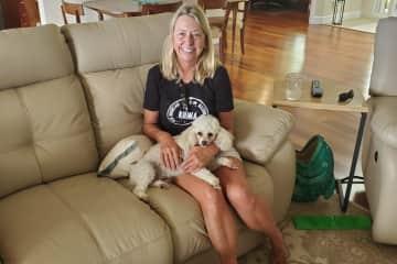Pet sitting duties with Nani