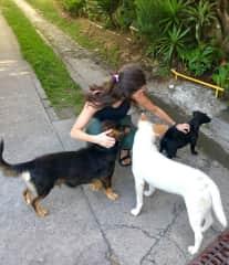 Friends from Costa Rica