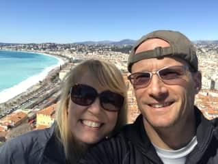 Curt and Amy Schreffler