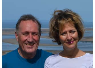 Simon and Bea
