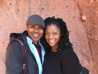 Vanessa and Jetta, World Travelers