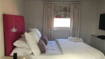 House sitter bedroom