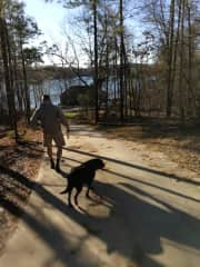Jeff and Sweet Max