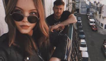 Me + Travelbuddy (Lissabon)