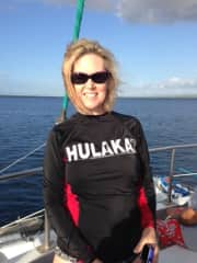Snorkling in Hawaii