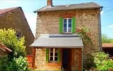 My little house in La Creuse.