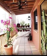 Little patio/balcony