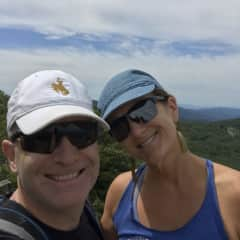 Hiking in the Appalachian Mountains