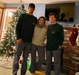 My boys! Christmas 2019