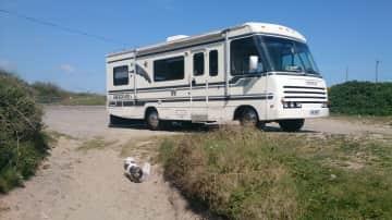 The BIG drive ... Our Winnebago RV