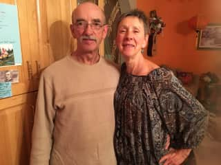 Bob and Sharon Thibault