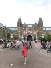 Traveling in the Netherlands