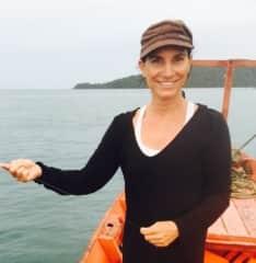Me fishing in Cambodia 2015