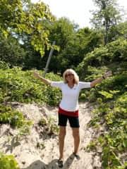 Hiking in Michigan
