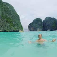 Ben in Thailand.