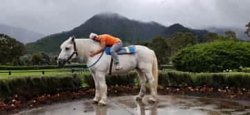 Me at Haras in Cerro Punta