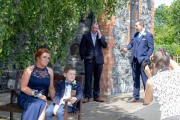 When not, gardening,baking,cooking, pet minding Margaret can be found taking pictures at friends' weddings