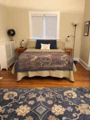 TrustedHousesitter's Bedroom