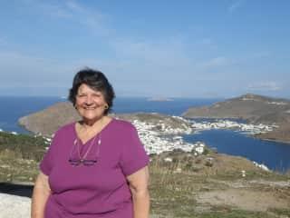 Traveling through the Greek Islands