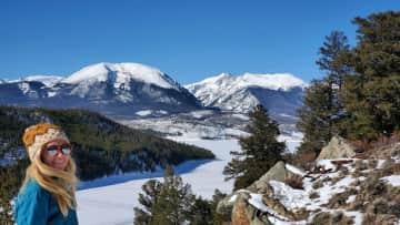 Snowboard trip in CO