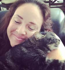 I enjoy spending time with kitties and dogs. They will be blessed by my presence and attentiveness. It's a pleasure to spend time together and get to know their personalities and behaviors.