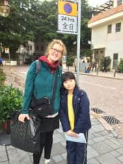 Travel: Meeting new friends