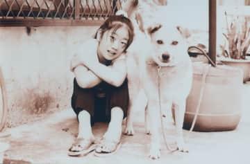 My childhood dog Tanya <3 I miss her a lot