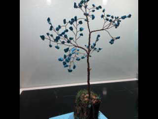 One of the wire trees I've made
