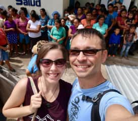 Volunteering at a school in Guatemala