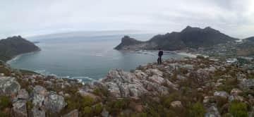 Hiking near Hout Bay