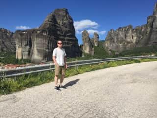 Peter in Greece