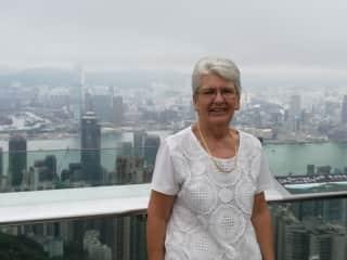 visiting Hong Kong April 17