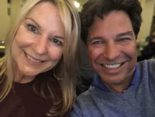 Mark and Gina