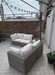 sunny summer days on the terrace!