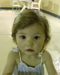 My youngest of 6, Little Baby Sweety                  Julia Luna Raelyn                            2yr