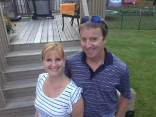Charlene & Gerry