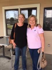 Rachel & Janice in Gulf Shores, Alabama