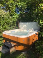Hot Tub For Your Year Round Use