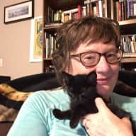 Profile image for pet sitters Lynn & Art