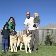 Profile image for pet sitters Patricia & Jaume