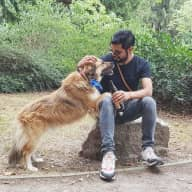 Profile image for pet sitter Gerardo