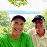 Profile image for pet sitters Gary & Rick