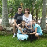 Profile image for pet sitters Danielle & Ray