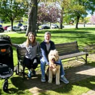 Profile image for pet sitters Mary & Rick