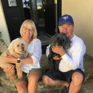 Profile image for pet sitters Mary-Lee & Dave