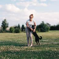 Profile image for pet sitters Anna & Adam