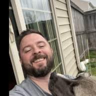 Profile image for pet sitter Kevin