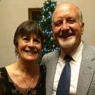 Profile image for pet sitters Christine & Stephen