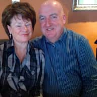 Profile image for pet sitters Janet & David