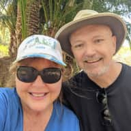 Profile image for pet sitters Evelyn & David